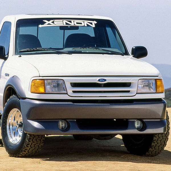 Ford, Mazda (Standard Cab Pickup/Extended Cab Pickup) Bumper Cover