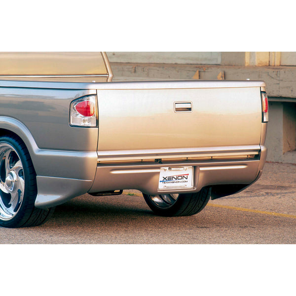 Chevrolet, GMC (Bed Length: 55.2 - 89.0Inch) Roll Pan  - Rear