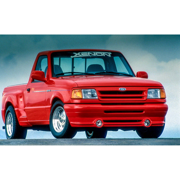 Ford, Mazda (Standard Cab Pickup/Extended Cab Pickup) Bumper Cover  - Front