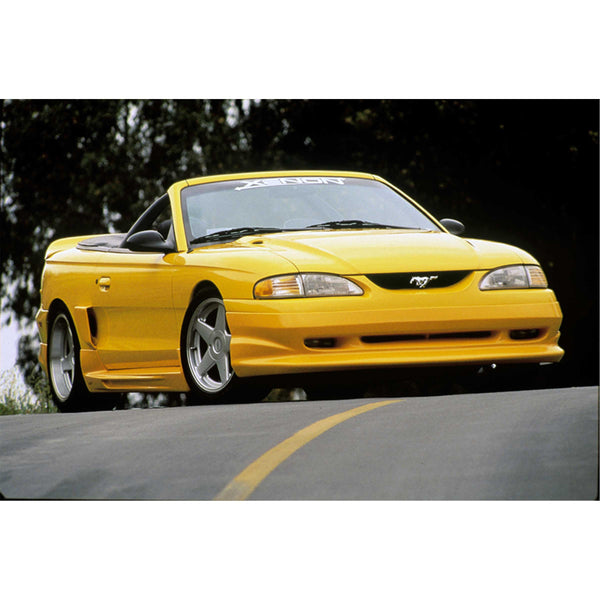 94-98 Ford Mustang (Coupe/Convertible - 3.8 - 5.0) Ground Effects Kit