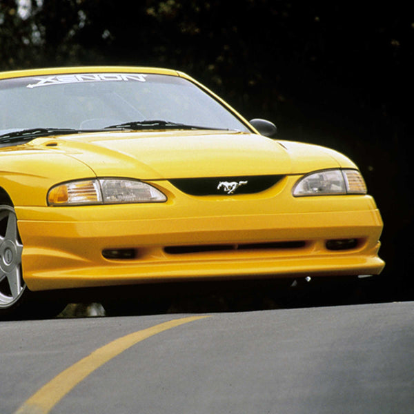 94-98 Ford Mustang (Coupe/Convertible - 3.8 - 5.0) Air Dam  - Front