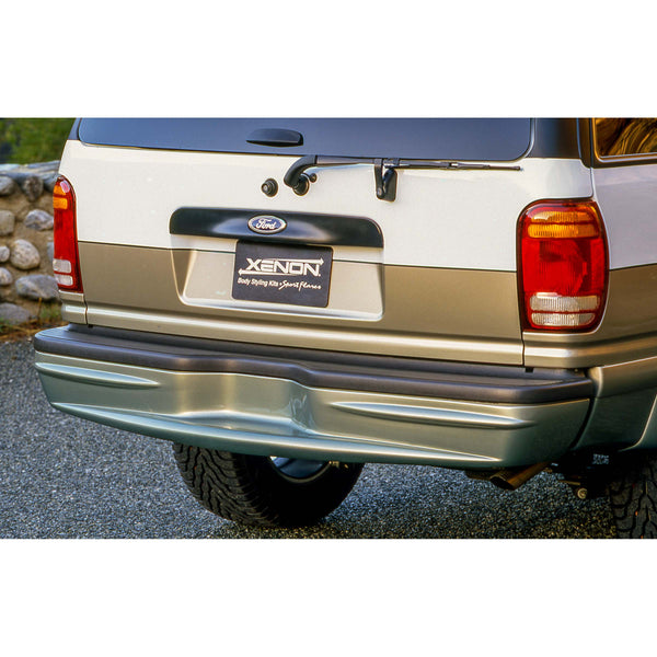 95-97 Ford Explorer Bumper Cover  - Rear