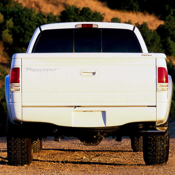 97-04 Dodge Dakota (Bed Length: 63.0 - 96.0Inch) Roll Pan  - Rear