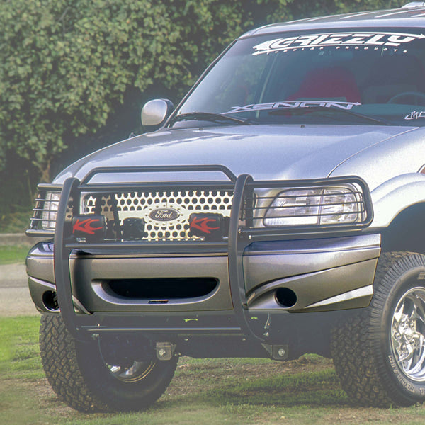 97-98 Ford Expedition Bumper Cover  - Front