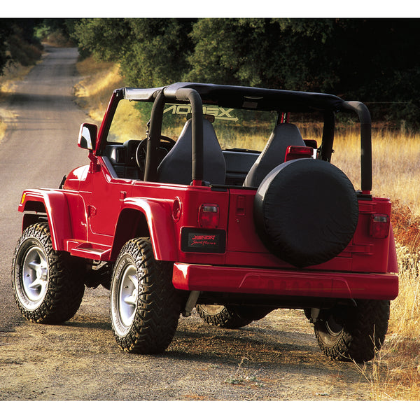 97-06 Jeep Wrangler Bumper Cover  - Rear