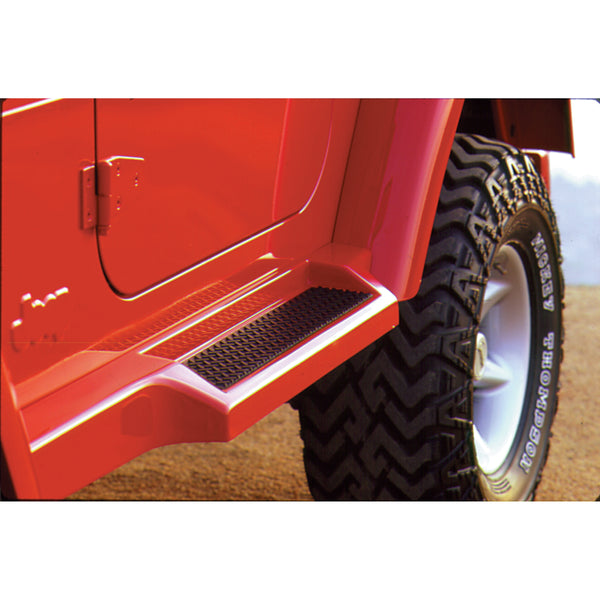 97-06 Jeep Wrangler (Wheelbase: 93.4Inch) Running Board Step