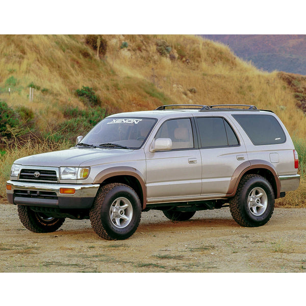 96-02 Toyota 4Runner Fender Flare Set  - Front and Rear