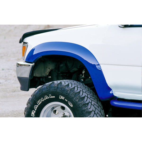 89-95 Toyota Pickup (4WD) Fender Flare Set  - Front and Rear