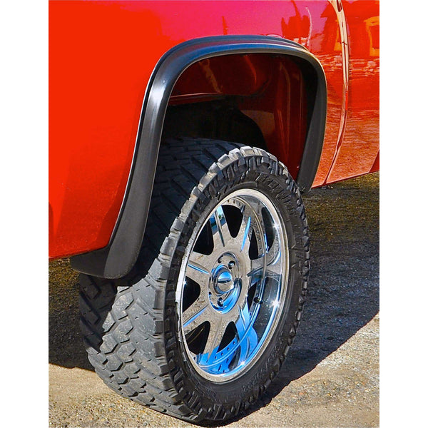 Chevrolet Fender Flare Set  - Front and Rear