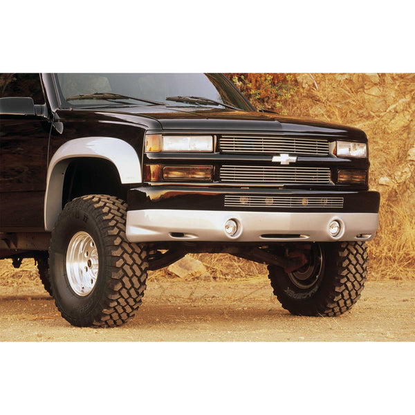 Chevrolet, GMC Fender Flare Set  - Front and Rear