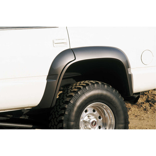 Chevrolet, GMC (Sport Utility) Fender Flare Set  - Front and Rear