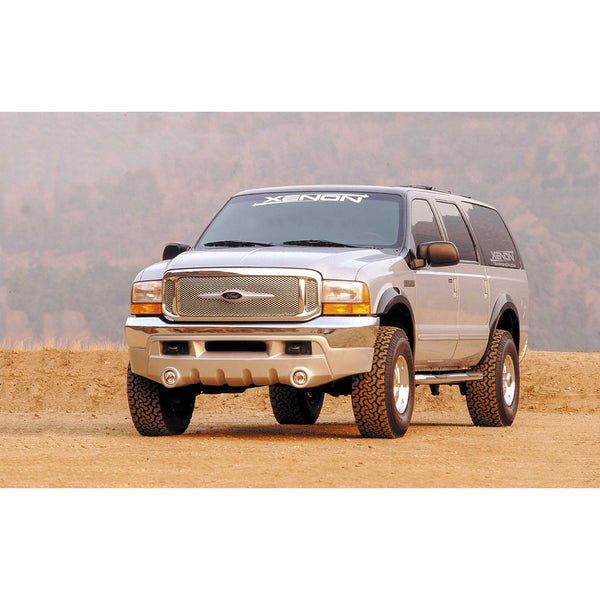00-05 Ford Excursion Fender Flare Set  - Front and Rear