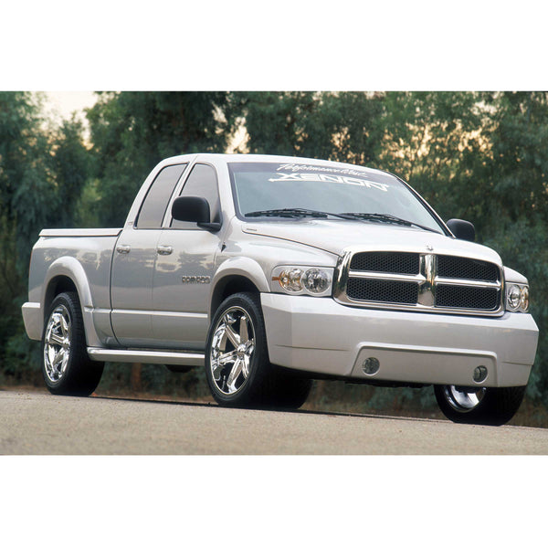 Dodge Fender Flare Set  - Front and Rear