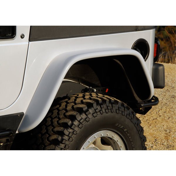 87-95 Jeep Wrangler Fender Flare Set  - Rear