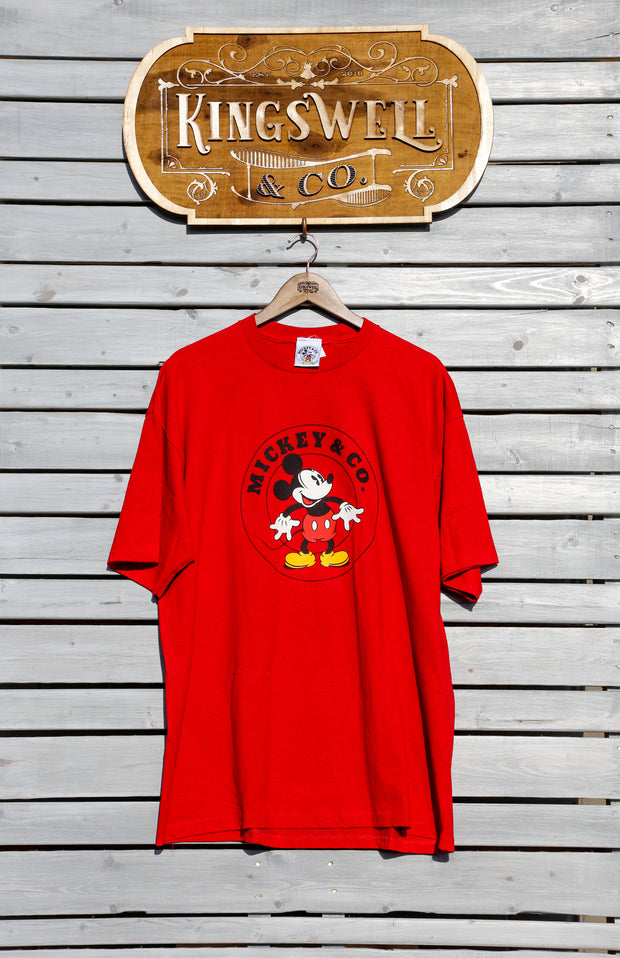 Mickey and Co. Tee