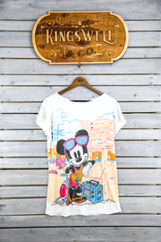 Mickey Lifeguard Tee