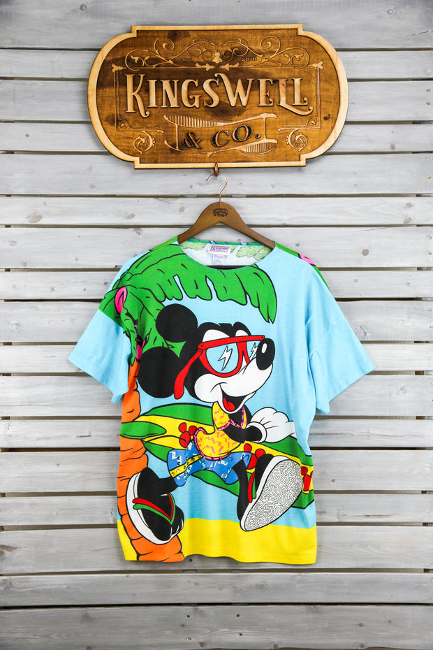 Surfer Mickey