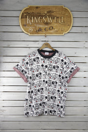 Mickey and Friends Sweater Shirt