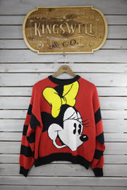 Classic Minnie Mouse Sweater