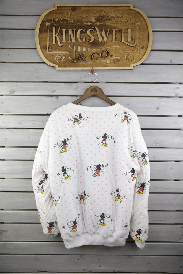 Minnie Mouse Reversible Sweater