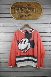 Mickey 1928 Reversible Sweater