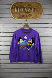 Mickey & Minnie Jazz Sweater