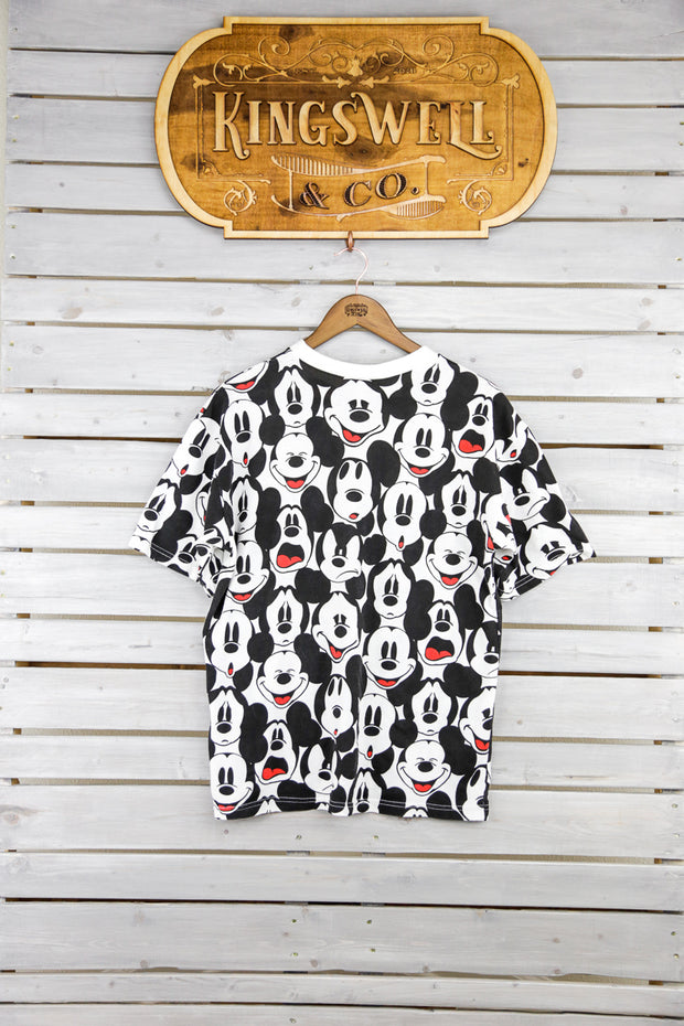 Mickey Mouse Faces Tee