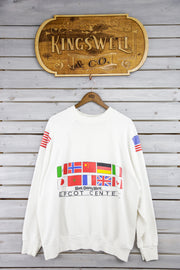Epcot Countries Sweater