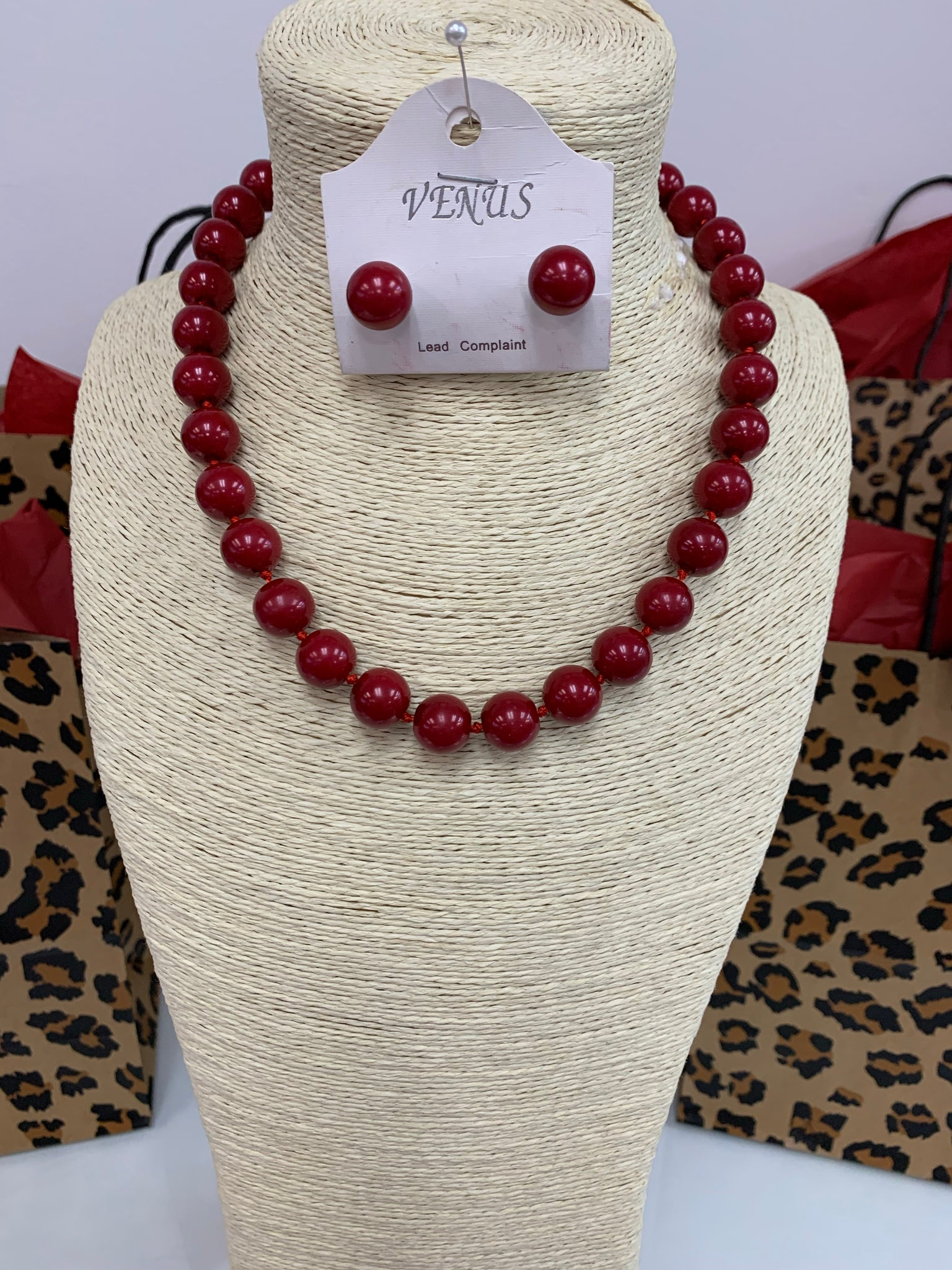 Gameday Glam Necklace - Sissy Boutique
