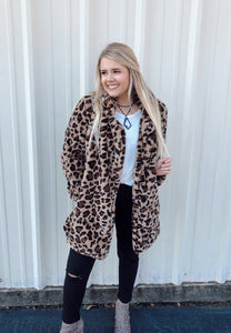 Big City Coat - Sissy Boutique