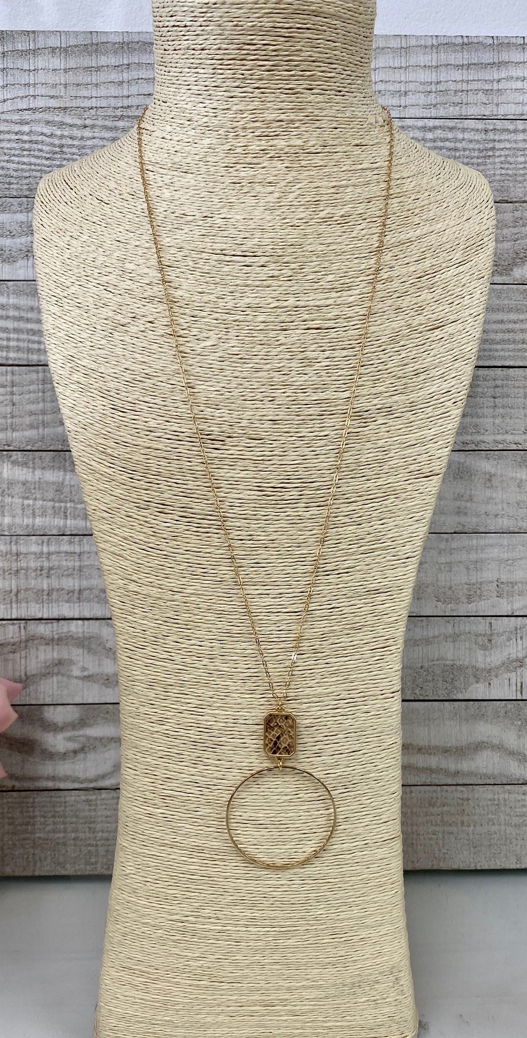 Casually Classy Necklace - Sissy Boutique