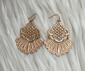 Classy And Sassy Earrings