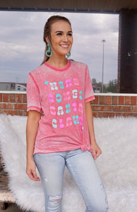 Here Comes Santa Clause Tee - Sissy Boutique