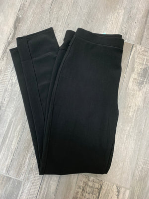 Black Scuba Leggings - Sissy Boutique