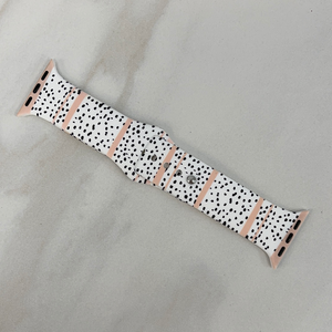 Happy Dots & Sentimental Stripes Apple Watch Band