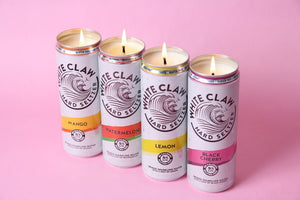 Claw Hard Seltzer Candle