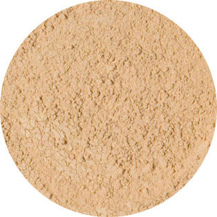 Visible Effects Mineral Foundation Puff Jar Fairly Light