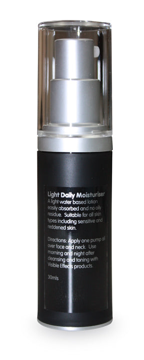 Visible Effects Light Daily Moisturiser