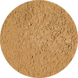 Visible Effects Mineral Foundation Puff Jar Medium Tan