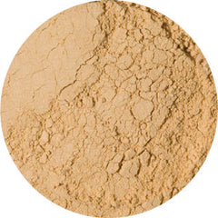 Visible Effects Mineral Foundation Puff Jar Light Beige