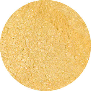 Visible Effects Eyeshadow Glimmer True Gold