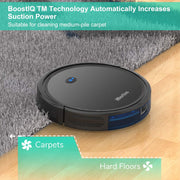 iMartine C900 Wi-Fi Robot Vacuum Cleaner with 2000Pa Strong Suction (2.7''Slim) - iMartine Store