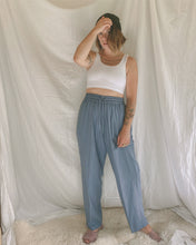 Load image into Gallery viewer, Raw Silk Easy Pants