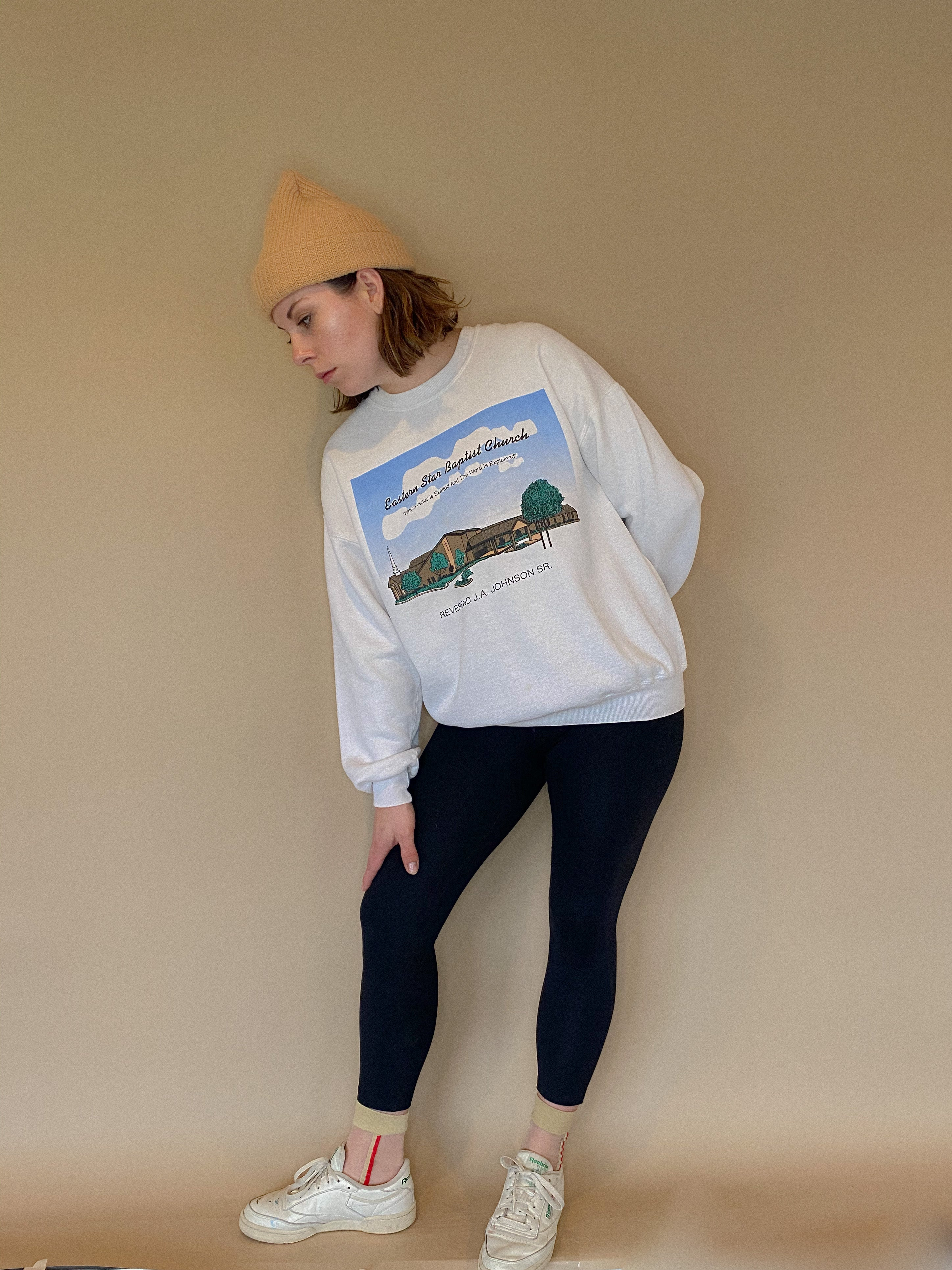 Holy Bible Crewneck