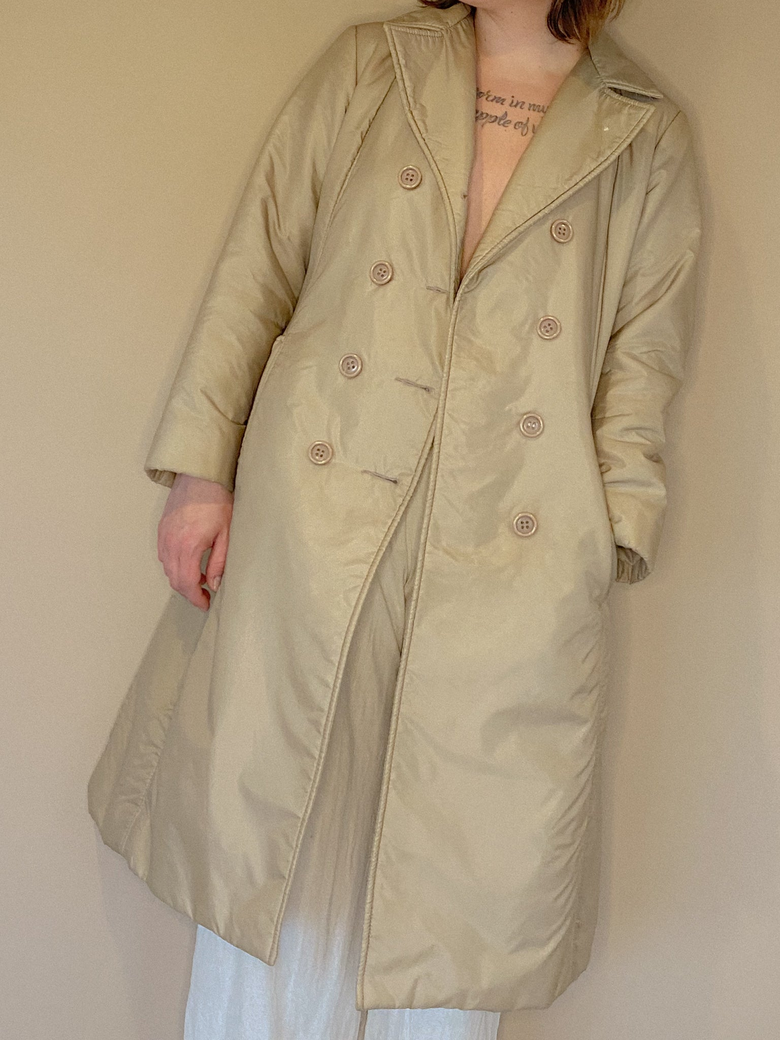 Puffy Trench