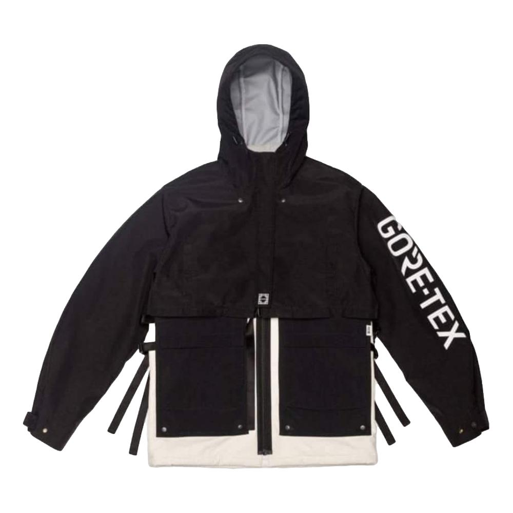 Iise 3layer Jacket - Black