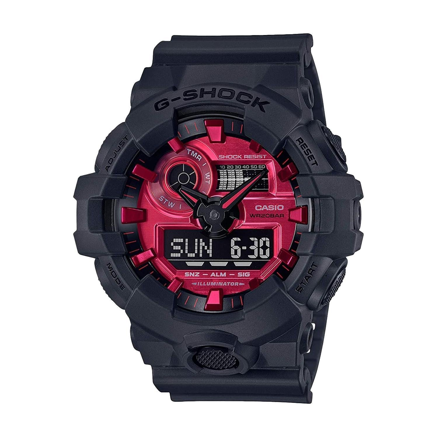 Casio Slv19b1d - Black