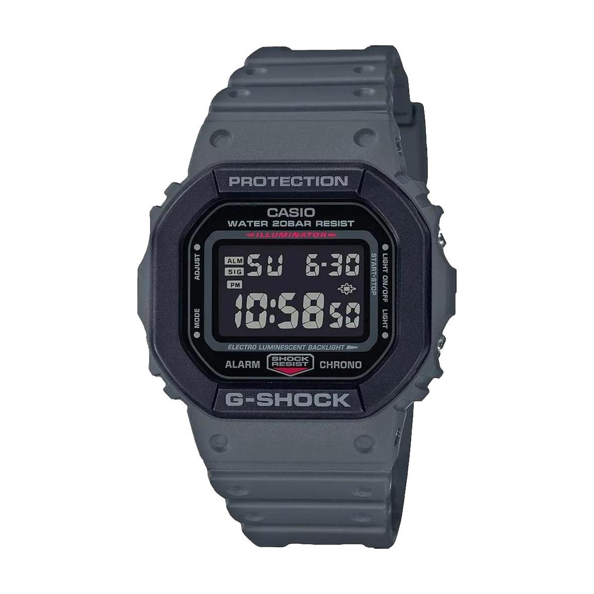 Casio Dw5610su8 - Grey