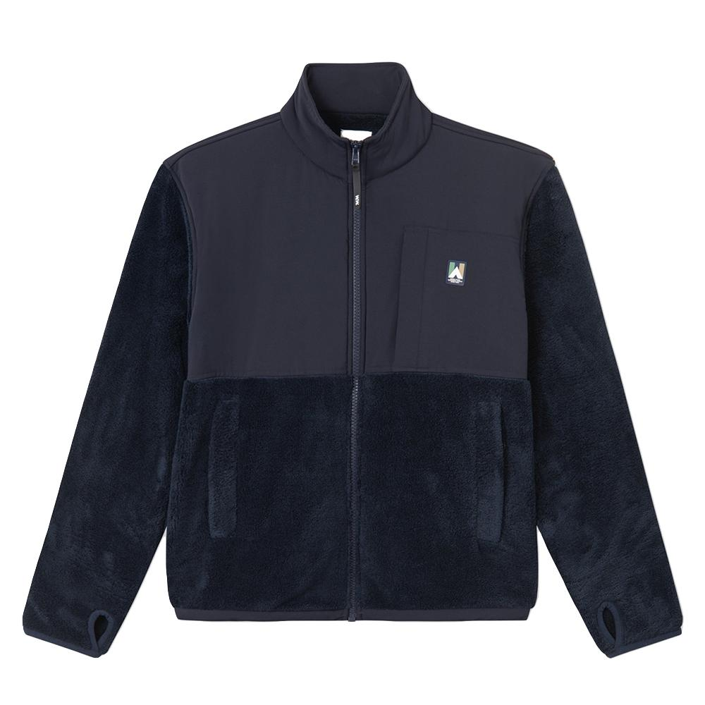 Wood Wood Hannes Jacket - Navy