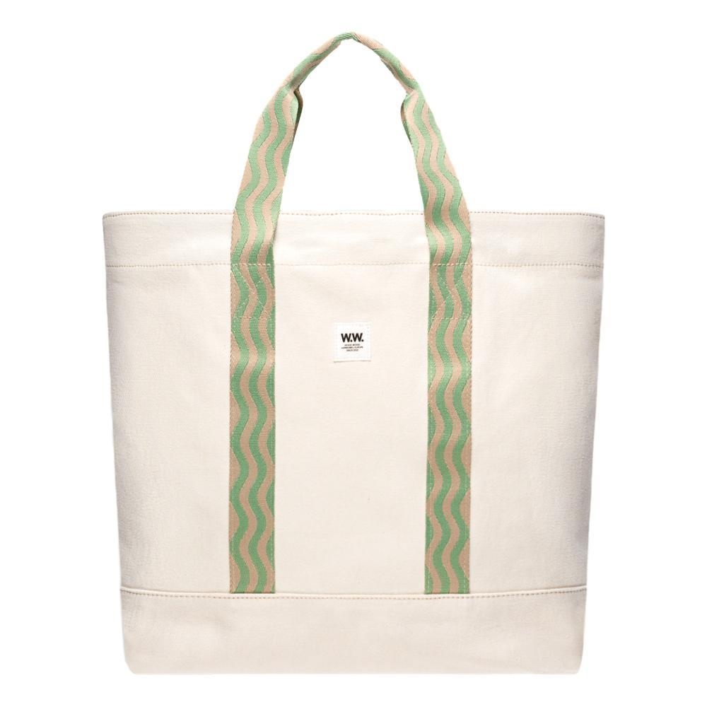 Wood Wood Kirby Shopper - White